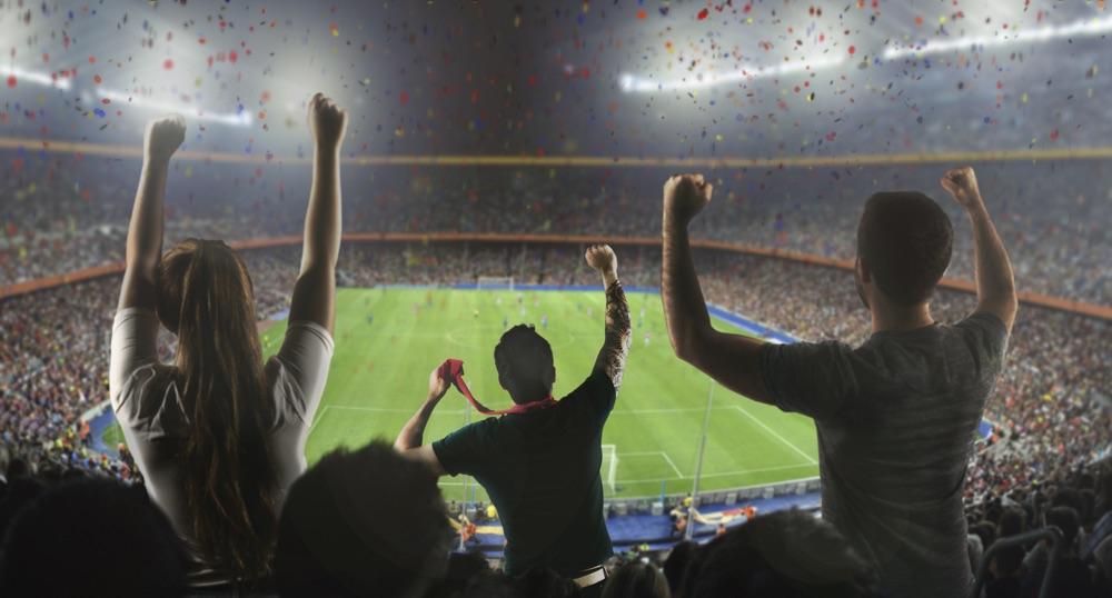 Betting på fotboll är vanligt och spelalternativen är många, t.ex. 1X2 och över/under-marknader.