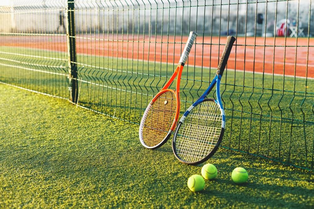 Jämt odds för betting i en tennismatch om spelarna bedöms ha likvärdig vinstchans.